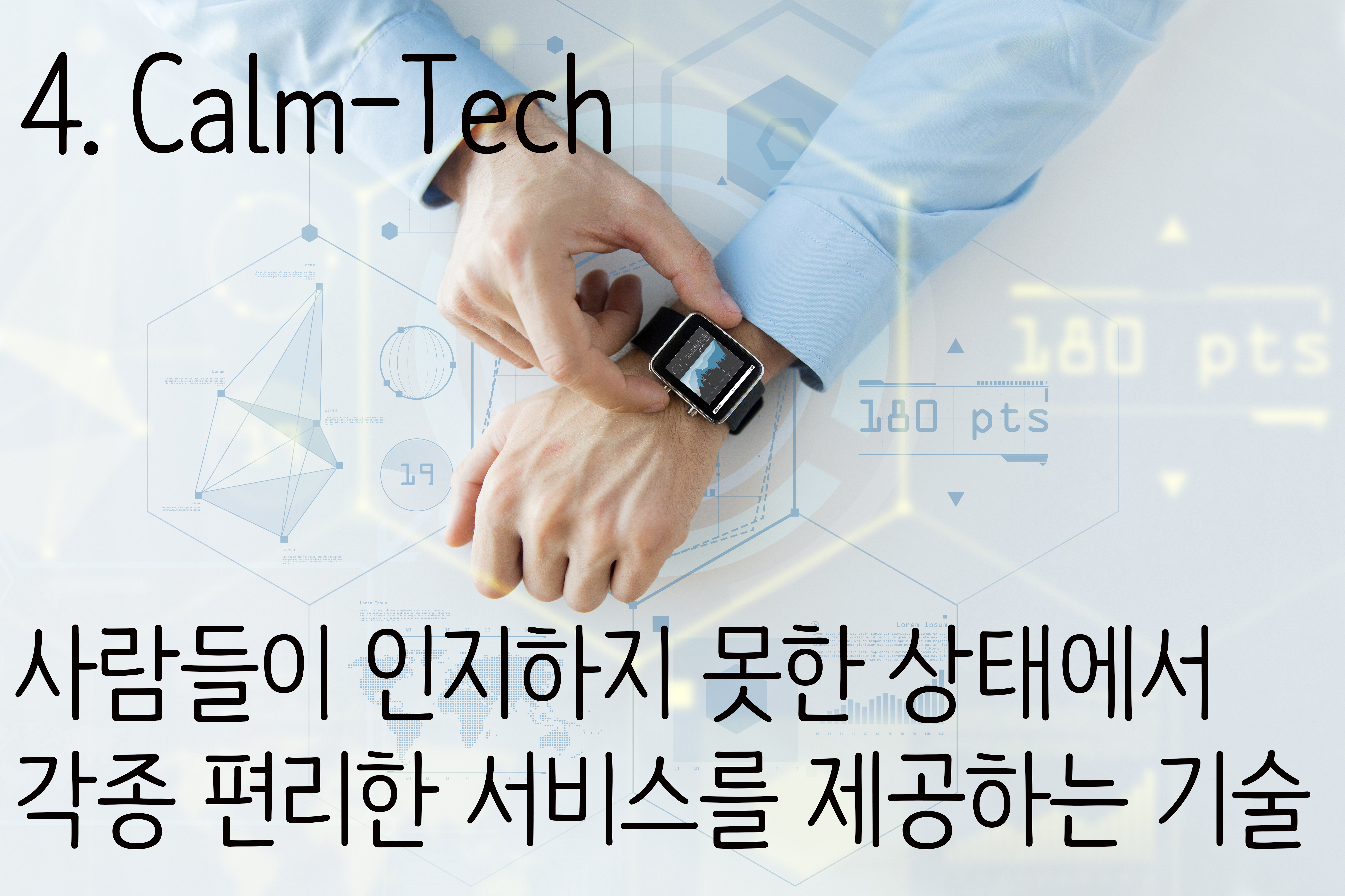 business, future technology and people concept - close up of male hands setting smart watch with virtual screens and charts projection